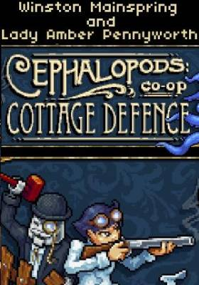 Cephalopods Co-op Cottage Defence
