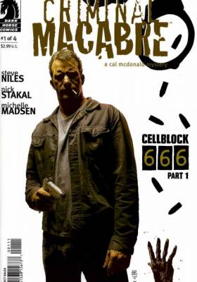 Criminal Macabre - Cell Block 666