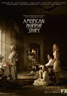 Американская история ужасов: Дом-убийца