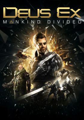 Deus Ex: Manking Divided