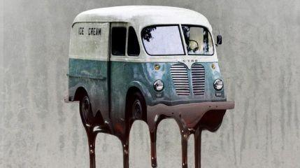 Фургончик с мороженым едет, чтобы убить тебя!