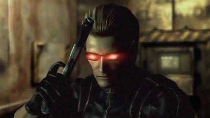 Альберт Вескер в Resident Evil 0