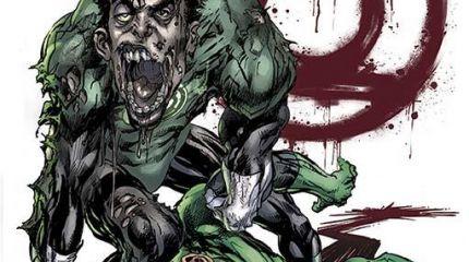 Супер-герои DC в обличии монстров
