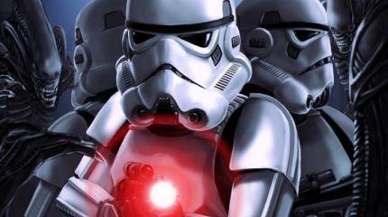 «Звездные войны» встретили «Чужих» в фан-комиксе