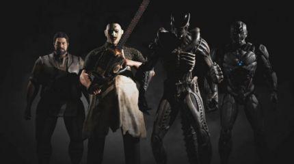 Чужой и Кожаное лицо появятся в Mortal Kombat X