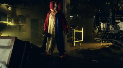 Ночные стражи против клоунских зомби-вампиров
