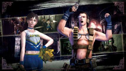 Оденься как дурак в Resident Evil 0
