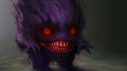 Покемоны превратились в страшных монстров