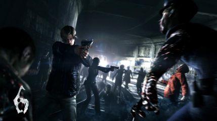 Resident Evil 4-6 выйдут на PS4 и Xbox One