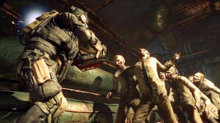 Umbrella Corps: бешеный мультиплеер в мире Resident Evil