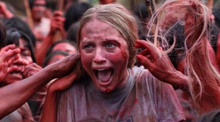 Зрители в шоке от фильма «Зеленый ад»