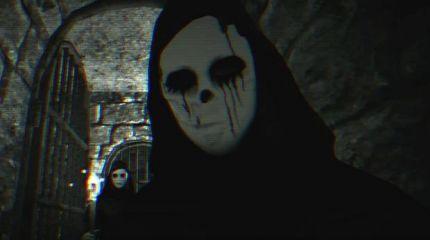 Игра THE TAPE напоминает фильм ужасов ЗВОНОК