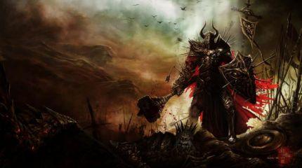Diablo 3 показывают по телевизору
