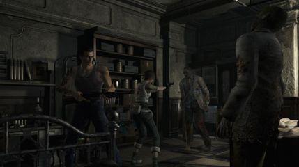 Resident Evil 0 HD – Повторение классики