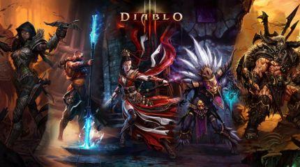 Diablo 3 будет продаваться без мультиплеера