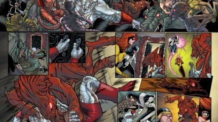 INFERNO: Супермены отправляются в Ад