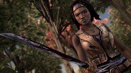 The Walking Dead: Мишон обнажила свой меч
